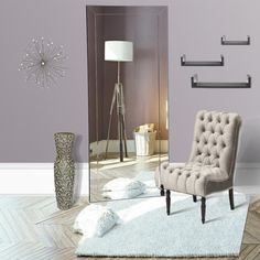 Shop a great selection of Naomi Home Mirrored Bevel Mirror Full Length. Find new offer and Similar products for Naomi Home Mirrored Bevel Mirror Full Length. Full Length Mirror In Bedroom, Full Length Floor Mirror, Floor Standing Mirror, Leaning Mirror, Glam Living Room, Living Area, Dressing Mirror, Beveled Mirror, House