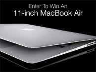 The 11 MacBook Air Giveaway