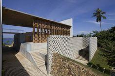 Galería de Villa Vista / Shigeru Ban Architects - 11