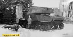 Tank Destroyer, Defence Force, World Of Tanks, Armored Vehicles, Photos, Pictures, World War Ii, Hungary, Military Vehicles