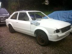 Mk3 Ford Escort - Rolling Shell (3 Door/suoof) - Rs Turbo, S1, S2, Rs16i, Xr3i - http://classiccarsunder1000.com/archives/2316