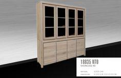 Eiken Binnenmeubelen Tibo Strak Design