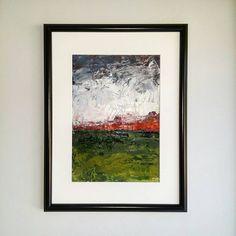 Sieh dir dieses Produkt an in meinem Etsy-Shop https://www.etsy.com/de/listing/476019191/oil-abstract-landscape-painting-elegant