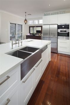 Dean's Kitchens 4600 Organic White