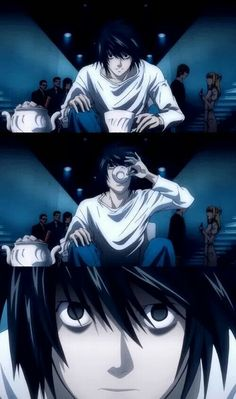 Mort De L Death Note : death, Ideas, Deathnote, Death, Note,, Muerte,
