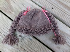 How to Make the Cabbage Patch Kids-Inspired Hat 1 - https://www.facebook.com/different.solutions.page