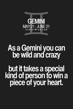 Wild and crazy...but willing to give a piece of their heart