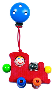 Heimess Clip On Toy - Engines Teething Toys, Health And Wellness, Christmas Ornaments, Holiday Decor, Diy, Home Decor, Decoration Home, Health Fitness, Bricolage