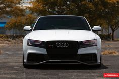 Audi RS5 - CV5 | VVS-CV5s - Matte Graphite Machined - F: 20x… | Flickr