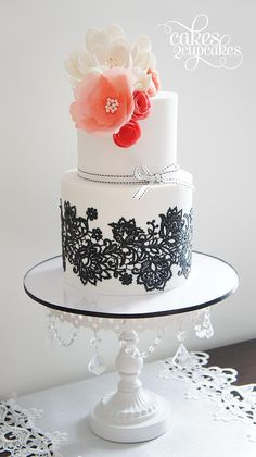 Cakes 2 Cupcakes; Gorgeous Wedding Cake Inspiration