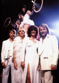Pics of all 4 together - Seite 76 | www.abba4ever.com