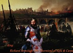 The King Richard Armitage fan art