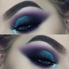 Makeup Brushes and Their Names Dramatic Eye Makeup Tutorial for Brown Eyes . - Makeup Brushes and Their Names Dramatic Eye Makeup Tutorial for Brown Eyes … – Makeup Brushes a - Eye Makeup Steps, Eye Makeup Art, Colorful Eye Makeup, Simple Eye Makeup, Makeup For Green Eyes, Blue Eye Makeup, Cute Makeup, Eyeshadow Makeup, Makeup Brushes
