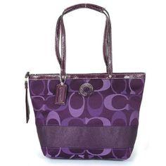 Jimmy Choo needs a divider pocket. Coach Handbags Outlet, Cheap Handbags, Hobo Handbags, Handbags Online, Purses And Handbags, Coach Outlet, Purple Handbags, Purple Purse, Cheap Coach Bags