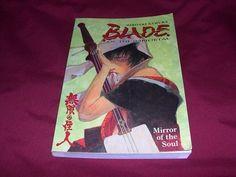 Blade of the Immortal:Mirror of the Soul by Hiroaki Samura-2004 Graphic Novel Pb