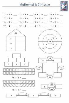 arbeitsblatt addieren bis 20 mathe macht spa arbeitsbl tter erste klasse mathe und rechnen. Black Bedroom Furniture Sets. Home Design Ideas