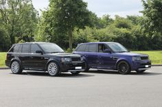 MEDUZA Ltd - Range Rover Sport Autobiography Extreme Edition Body kit Blue, £1,595.00 (http://www.meduza.co.uk/range-rover-sport-autobiography-extreme-edition-body-kit-blue/)