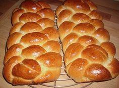 Hefezopf wie beim Bäcker 1