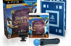 If you have a family member who loves magic or simply want to pick it up for yourself, you'll be happy to hear that Wonderbook: Book of Spells has a release date now in North America. The PS Move title will be hitting store shelves on November 13th for a rather affordable price of only $39.99.