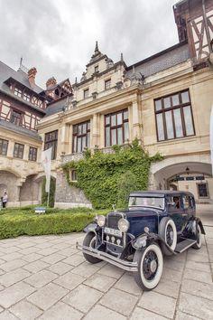 Principele Nicolae la Concursul de Eleganță Retromobil 2014 Casa Real, Bucharest, Descendants, Edinburgh, Palace, Royalty, Anna, Houses, Gotha