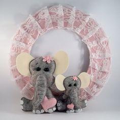 Elefantinhas - molde da Fofurices Bella Manu