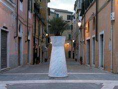 IRA Fioriera in marmo by FRANCHI UMBERTO MARMI design ZOTH