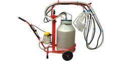 Доїльний апарат для кіз Білка-2 для доїння кіз і овець.