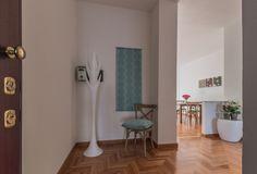 Home staging in collaborazione con  Marrese arredamenti - Appartamento vuoto a Torino - Zona Crocetta - 110mq - Ingresso - (03/2016)