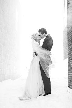 Kate Botwinski Photography, Wisconsin Wedding Photographers, Winter Weddings, Central Wisconsin Wedding, Minnesota Wedding Photographer, Alexi Stankowski, Megan Kusiak