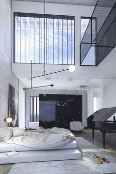 Royal bedroom tenden