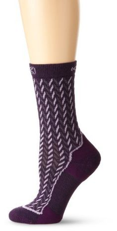 Keen Women's Gracie Crew Lite Sock by Keen. $16.95. The women's Gracie Crew Lite is a lightweight sock for any and every season.