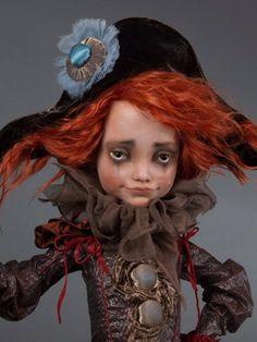 Artist art doll