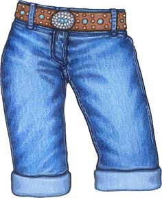 Mandy Jo's Jeans by Dan Morris Color Mixing Guide, Clip Art Pictures, Dress Drawing, Cartoon Pics, Fashion Colours, Copics, Cute Illustration, Silhouette Design, Adult Costumes
