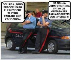 Carabinieri ...