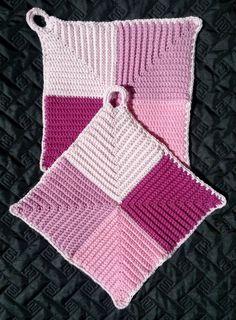 need to translate Vintage Potholders, Crochet Potholders, Crochet Home, Diy Crochet, Potholder Patterns, Crochet Patterns, Crochet Hot Pads, Crochet Dollies, Bead Crochet Rope