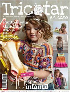 Tricotar en casa 5 http://www.tricotarencasa.com/