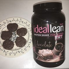 """Okay y'all, recipe time!!   Protein Thin Mints  3/4 cup Chocolate Brownie IdealLean protein (get here: http://idealfit.com/) 2 T shredded coconut  1/2 tsp liquid stevia  1 tsp peppermint extract  6 T coconut oil  2 1/2 T cocoa  1. Mix all ingredients into bowl  2. Place rounded cookies on cookie sheet covered in parchment paper 3. Freeze 6 minutes (or until hard)  4. Store in freezer or fridge, enjoy!! smile emoticon  Recipe via Kaytlin """"Katniss"""" Neil  http://idealfit.com/"""