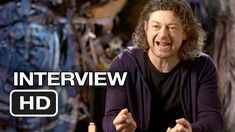 The Hobbit: An Unexpected Journey - Andy Serkis Interview - Gollum (2012...
