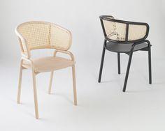 La silla Frantz, diseñada por el estudio de diseño con sede en Tel Aviv, Producks, toma su inspiración de un viaje al noreste de Italia, específicamente a la ciudad de Udine, un área enfocada en la producción de mobiliario de madera y claramente con una gran herencia de las técnicas artesanales y la pasión por …