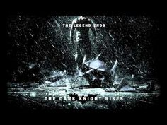 """Hans Zimmer """"The Dark Knight Rises"""": Why Do We Fall?"""