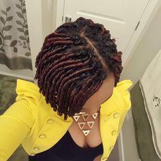 Finger Coils on Natural Hair + Restoring Hair Elasticity [Video] - http://community.blackhairinformation.com/video-gallery/natural-hair-videos/finger-coils-natural-hair-restoring-hair-elasticity-video/