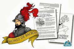BIOGRAFÍAS | Vasco Núñez de Balboa descubridor del Pacífico ~ La Eduteca