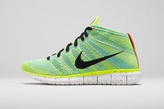 Nike Magista & Mercurial Flyknit Chukkas