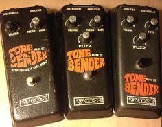 Vox MKIII Tonebenders