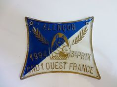 Selection of Vintage French Equestrian or by Decofanatique on Etsy, $25.00