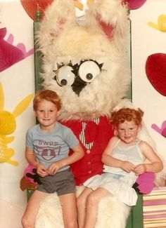 16 Worst, Most Truly Terrifying Easter Bunny Fails Ever | RealClear