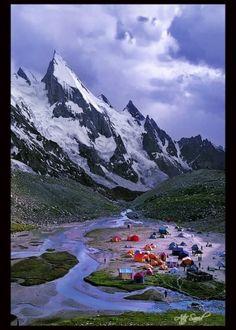 Laila Peak, Karakorum