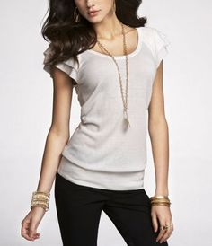 #fashion #blouse #pants