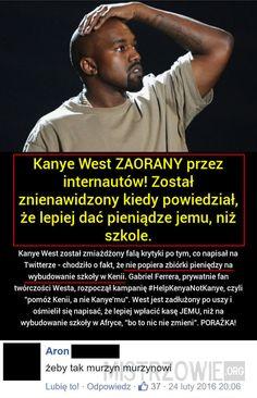 Najlepsze teksty mistrzów internetu #130 – Demotywatory.pl Cant Breathe, Kanye West, Internet, Humor, Memes, Board, Funny, Humour, Meme