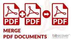 How to Merge Multiple PDF files into One - BitRecover PDF Merge